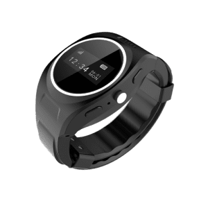 Protector GPS watch with Lockable band